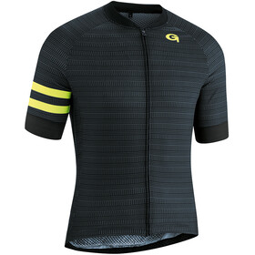 Gonso Cantun Full-Zip SS Bike Jersey Men black